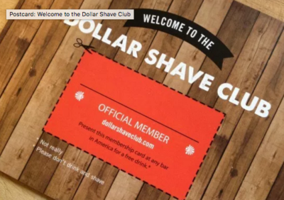 Best Viral Marketing Video - Dollar Shave Club